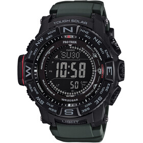 CASIO PRO TREK PRW-3510Y-8ER Watch Men, black/black/black